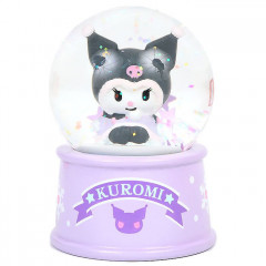 Japan Sanrio Mini Snow Globe - Kuromi
