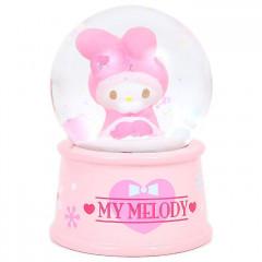 Japan Sanrio Mini Snow Globe - My Melody