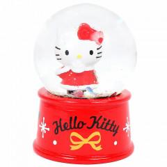 Japan Sanrio Mini Snow Globe - Hello Kitty