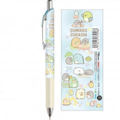 Japan San-X Sumikko Gurashi Pentel EnerGel 0.5mm Gel Pen - Blue