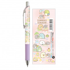 Japan San-X EnerGel Mechanical Pencil - Sumikko Gurashi Purple