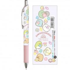 Japan San-X Sumikko Gurashi Pentel EnerGel 0.5mm Gel Pen - Pink