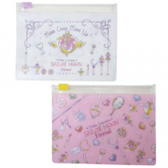 Japan Sailor Moon Zip Folder File Set 2 - Eternal