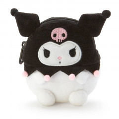 Japan Sanrio Mascot Coin Purse - Kuromi