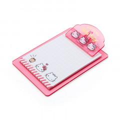 Japan Sanrio Mini Clipboard & Memo - Hello Kitty