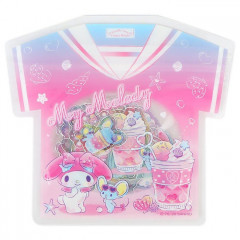 Japan Sanrio Summer Stickers with T-shirt Bag - My Melody