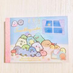 Japan Sumikko Gurashi B8 Mini Notepad - Dream