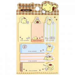 Japan Sanrio Sticky Notes Set - Pompompurin