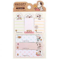 Japan Sanrio Sticky Notes - Snoopy