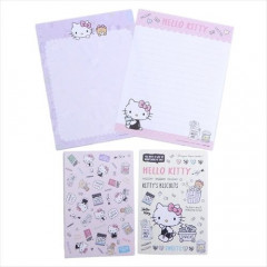 Japan Sanrio Letter Set - Hello Kitty