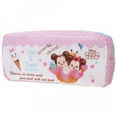 Japan Disney Pencil Case (M) - Tsum Tsum