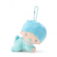 Japan Sanrio Keychain Plush - Kiki / 45th Anniversary Baby Dream
