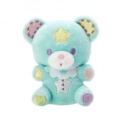 Japan Sanrio Mascot Brooch - Puff / 45th Anniversary Baby Dream