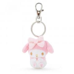 Japan Sanrio Mini Mascot Keychain - My Melody