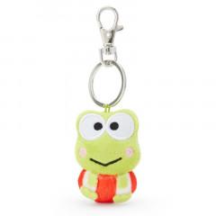 Japan Sanrio Mini Mascot Keychain - Keroppi