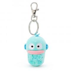 Japan Sanrio Mini Mascot Keychain - Hangyodon