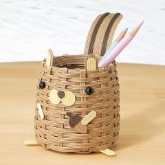 Japan Hamanaka Eco Craft Handicraft Kit - Squirrel