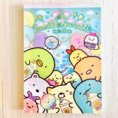 Japan Sumikko Gurashi A6 Notepad - Drinks