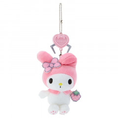 Japan Sanrio Crane Game Style Mascot Keychain - My Melody