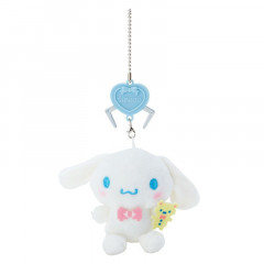 Japan Sanrio Crane Game Style Mascot Keychain - Cinnamoroll