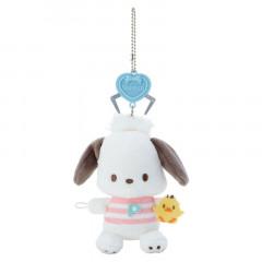 Japan Sanrio Crane Game Style Mascot Keychain - Pochacco