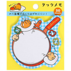 Japan Sanrio Sticky Notes - Gudetama