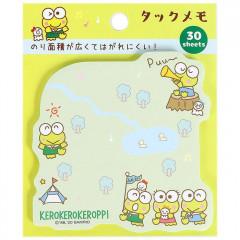 Japan Sanrio Sticky Notes - Keroppi