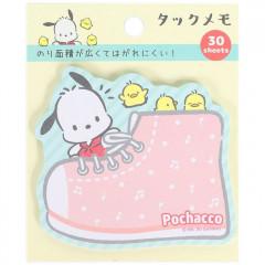 Japan Sanrio Sticky Notes - Pochacco