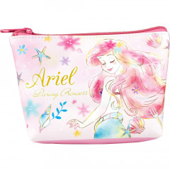 Japan Disney Triangular Mini Pouch - Precious Dream Ariel