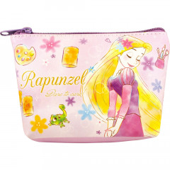 Japan Disney Triangular Mini Pouch - Precious Dream Rapunzel