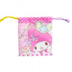 Japan Sanrio Drawstring Bag - My Melody