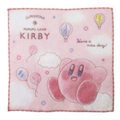 Japan Kirby Handkerchief Wash Towel - Sunshine Embroidery