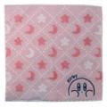 Japan Kirby Handkerchief Wash Towel - Pink - 1