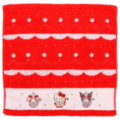 Japan Sanrio Untwisted Thread Petit Towel - Fairy Red