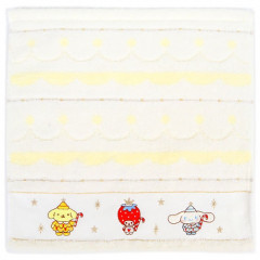 Japan Sanrio Untwisted Thread Petit Towel - Fairy White