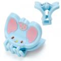 Japan Sanrio Mini Hair Clip 4pcs - My Melody - 4