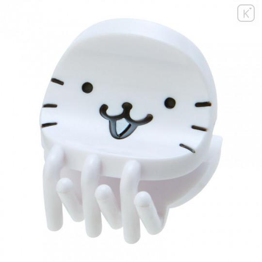 Japan Sanrio Mini Hair Clip 4pcs - Bad Badtz-maru - 3