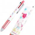 Japan Sanrio Dr. Grip 4+1 Color Ball Pen & Mechanical Pencil - Hello Kitty - 2