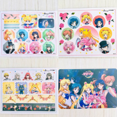 Sailor Moon Flake Sticker Pack B