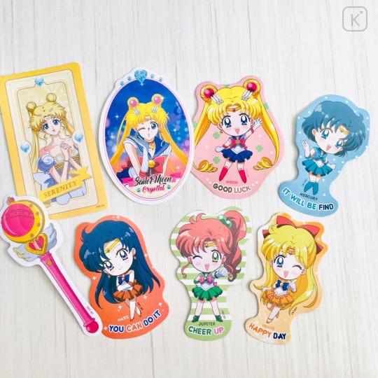 Sailor Moon Flake Sticker Pack B - 2