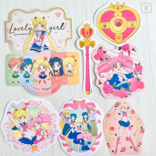 Sailor Moon Flake Sticker Pack C - 1
