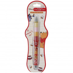 Japan Disney Pilot Dr. Grip Play Border 0.5mm Mechanical Pencil - Winnie The Pooh