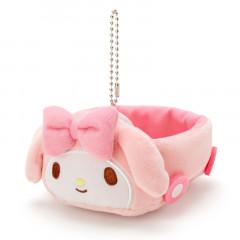 Japan Sanrio Key Chain Plush Car - My Melody