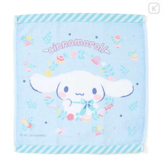 Japan Sanrio Hand Towel - Cinnamoroll & Unicorn - 1