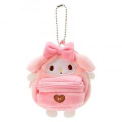 Japan Sanrio Mini Backpack Mascot Keychain - My Melody