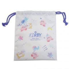 Japan Nintendo Drawstring Bag - Kirby Lollipop