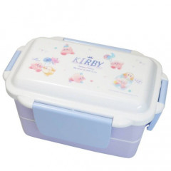 Japan Kirby Bento Lunch Box 2-Stage- Lollipop