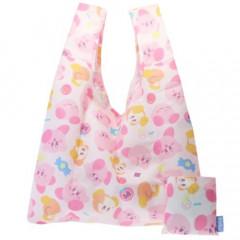 Japan Kirby Eco Shopping Bag - Pink