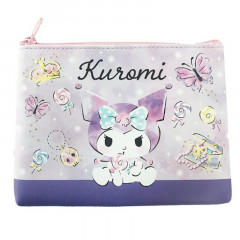 Japan Sanrio Mini Pouch - Kuromi