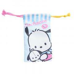 Sanrio Slim Drawstring Bag - Pochacco
